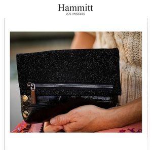 NWT HAMMITT VIP Small Half Pipe Bag